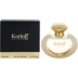 Korloff In Love parfumska voda za ženske 50 ml