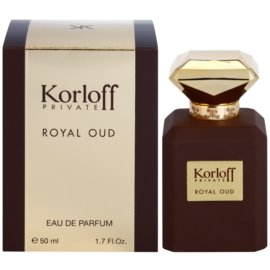 Korloff Korloff Private Royal Oud Eau de Parfum unisex 50 ml