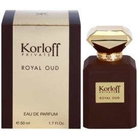 Korloff Korloff Private Royal Oud парфумована вода унісекс 50 мл