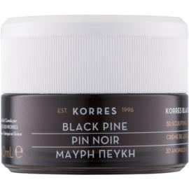 Korres Black Pine krem na dzień wzmacniający i liftingujący  do skóry suchej i bardzo suchej  40 ml