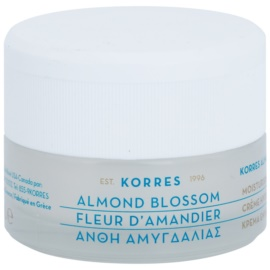 Korres Face Almond Blossom Moisturising Cream For Normal To Dry Skin  40 ml
