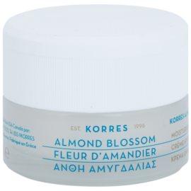 Korres Face Almond Blossom creme hidratante para pele normal a seca  40 ml