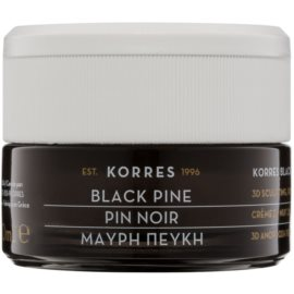 Korres Face Black Pine Firming Night Cream With Lifting Effect  40 ml