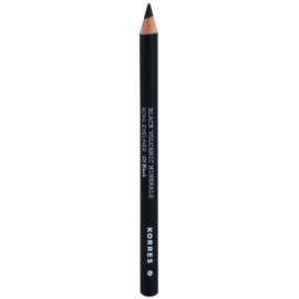 Korres Decorative Care Black Volcanic Minerals Eyeliner Farbton 01 Black  1,14 g