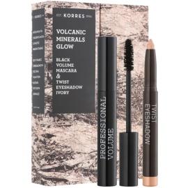 Korres Decorative Care Volcanic Minerals kosmetická sada I.