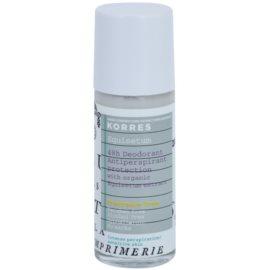 Korres Body Equisetum parfümfreier Deoroller 48h  30 ml