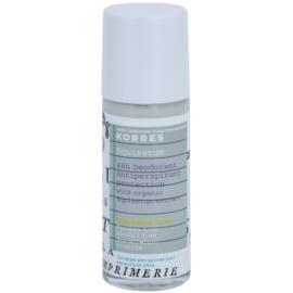 Korres Body Equisetum parfümfreier Deoroller 48 Std.  30 ml
