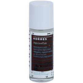 Korres Body Equisetum Roll-On Deodorant 48 Std.  30 ml