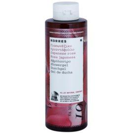 Korres Japanese Rose feuchtigkeitsspendendes Duschgel  200 ml