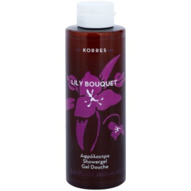 Korres Lily Bouquet sprchový gel  200 ml