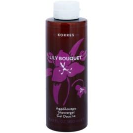 Korres Lily Bouquet gel de ducha  200 ml