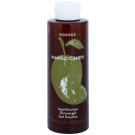 Korres Mango Candy sprchový gel unisex 200 ml