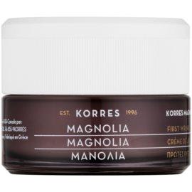 Korres Magnolia денний крем проти перших зморшок для всіх типів шкіри  40 мл