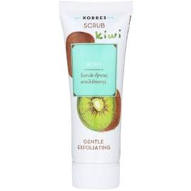 Korres Mask&Scrub Kiwi Gentle Facial Scrub  18 ml