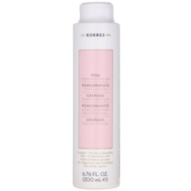 Korres Pomegranate Facial Toner For Combination To Oily Skin  200 ml