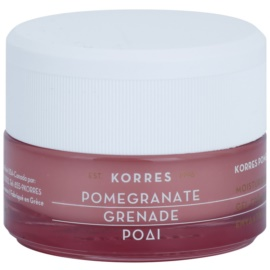 Korres Face Pomegranate Moisturizing Cream-Gel for Sebum Reduction for Combiantion and Oily Skin  40 ml