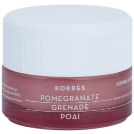Korres Face Pomegranate feuchtigkeitsspendende Gel-Creme zur Reduktion von Hautfett für fettige und Mischhaut  40 ml