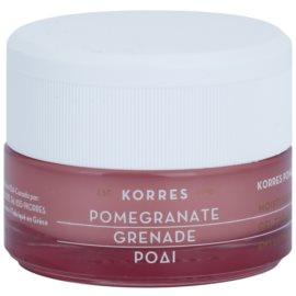 Korres Face Pomegranate hydratačný krém-gél pre redukciu kožného mazu pre zmiešanú a mastnú pleť  40 ml