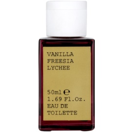 Korres Vanilla (Freesia/Lychee) Eau de Toilette for Women 50 ml