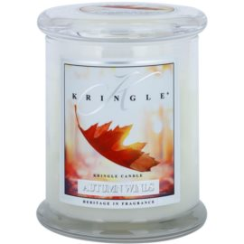 Kringle Candle Autumn Winds vonná sviečka 411 g stredná