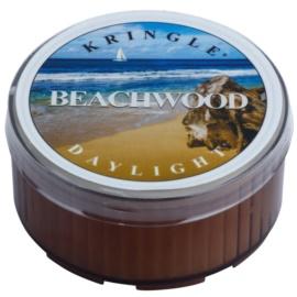 Kringle Candle Beach Wood čajová sviečka 35 g