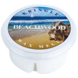 Kringle Candle Beach Wood illatos viasz aromalámpába 35 g