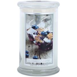 Kringle Candle Blueberry Muffin candela profumata 624 g