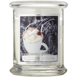 Kringle Candle Cashmere & Cocoa vonná sviečka 240 g