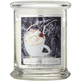 Kringle Candle Cashmere & Cocoa Duftkerze  240 g