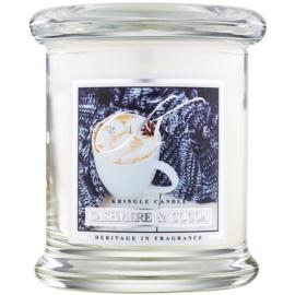 Kringle Candle Cashmere & Cocoa vonná sviečka 127 g