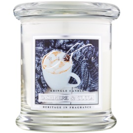 Kringle Candle Cashmere & Cocoa Duftkerze  127 g