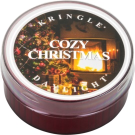 Kringle Candle Cozy Christmas teamécses 35 g
