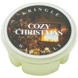 Kringle Candle Cozy Christmas tartelette en cire 35 g