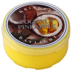 Kringle Candle Coconut Pineapple čajová sviečka 35 g