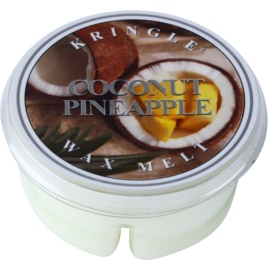Kringle Candle Coconut Pineapple Wachs für Aromalampen 35 g