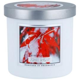Kringle Candle First Snow illatos gyertya  141 g kicsi