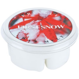 Kringle Candle First Snow Wachs für Aromalampen 35 g