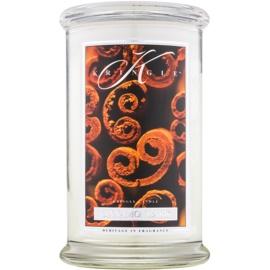 Kringle Candle Cinnamon Bark ароматна свещ  624 гр.
