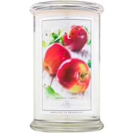 Kringle Candle Cortland Apple illatos gyertya  624 g