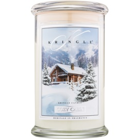 Kringle Candle Cozy Cabin Geurkaars 624 gr