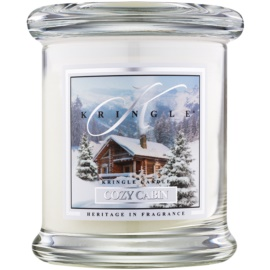 Kringle Candle Cozy Cabin illatos gyertya  127 g