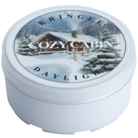 Kringle Candle Cozy Cabin Чаена свещ 35 гр.