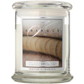 Kringle Candle Comfy Sweater illatos gyertya  411 g