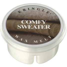 Kringle Candle Comfy Sweater tartelette en cire 35 g