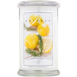 Kringle Candle Rosemary Lemon Duftkerze  624 g