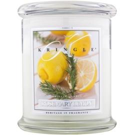 Kringle Candle Rosemary Lemon dišeča sveča  411 g