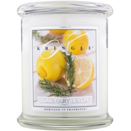 Kringle Candle Rosemary Lemon Duftkerze  411 g