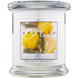 Kringle Candle Rosemary Lemon dišeča sveča  127 g
