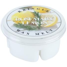 Kringle Candle Rosemary Lemon illatos viasz aromalámpába 35 g