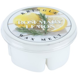 Kringle Candle Rosemary Lemon illatos viasz aromalámpába 35 g